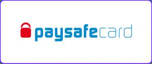 Bevorzugte Nachfüllmethode – Paysafecard