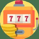 Spielautomaten für Spielgeld